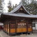 生島足島神社(上田市)