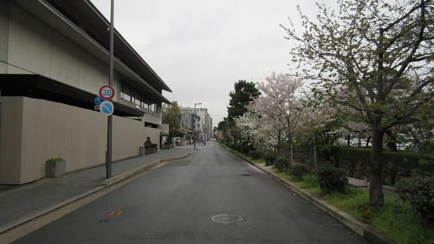 福井藩邸・橋本左内寓居・堀河里内裏(京都市中京区)