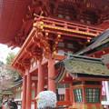 写真: 賀茂別雷神社(上賀茂神社。京都市北区)