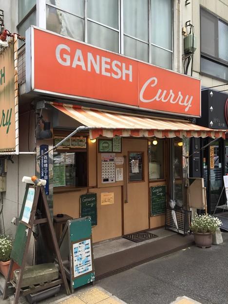 ガニシュカレー(西新橋)