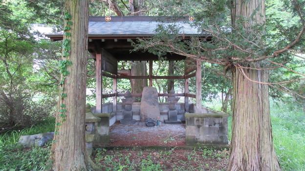 Photos: 諏訪氏安国寺御廟所(茅野市)
