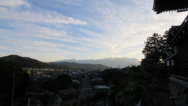蓮華寺(伊那市高遠町)