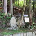 Photos: 信玄塚(下伊那郡根羽村)