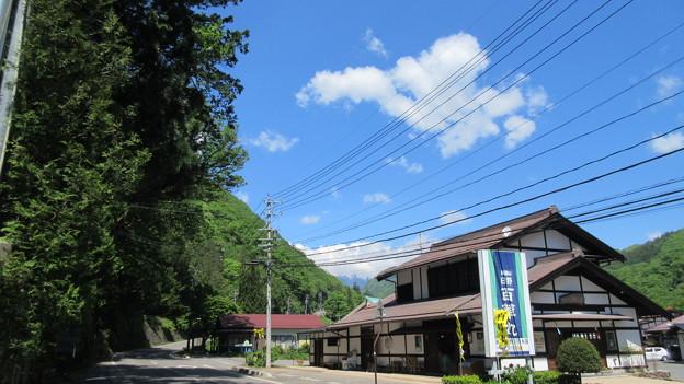 木曾御嶽神社 里社本社(木曽郡木曽町)