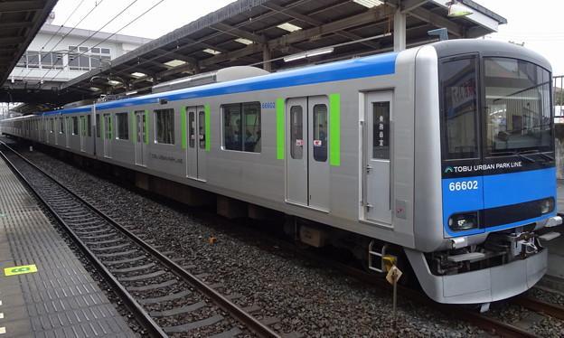 Photos: 東武アーバンパークライン60000系(報知杯弥生賞当日)