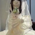 Photos: ウェディングドレス(ローズ リエール)を着たREINA