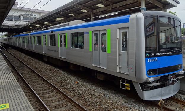 東武アーバンパークライン60000系(かしわ記念当日)