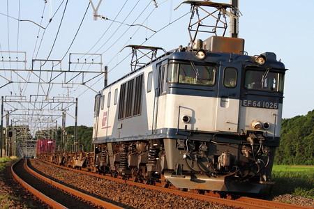 鹿島貨物(EF64-1026)