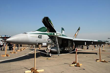 F/A-18E VFA-195 DAMBUSTERS