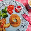 写真: 2011/12/14の朝ご飯