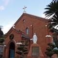 写真: カトリック黒崎教会(1)