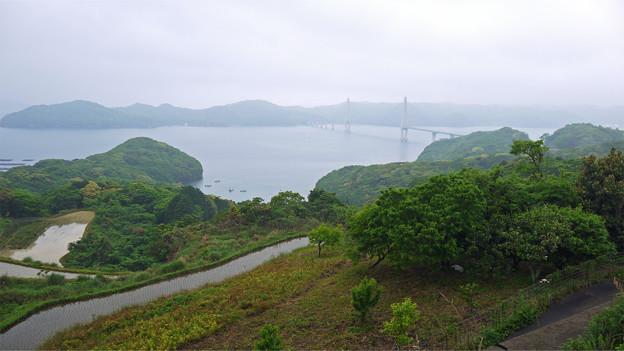 写真: 鷹島肥前大橋展望広場(1)