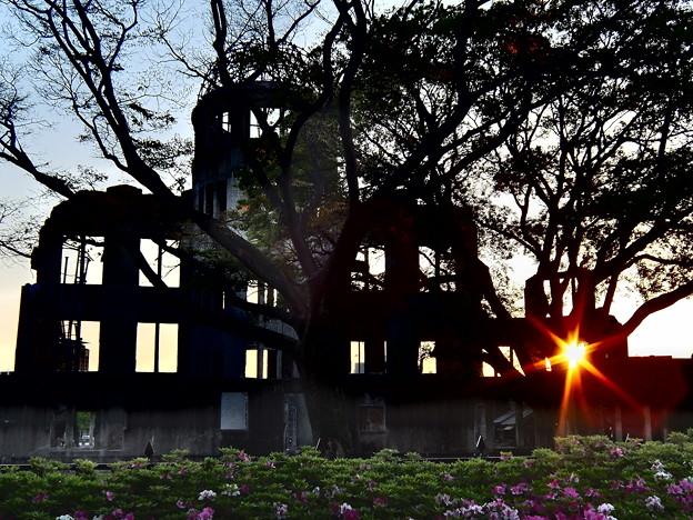 Hiroshima Peace Memorial Park ?