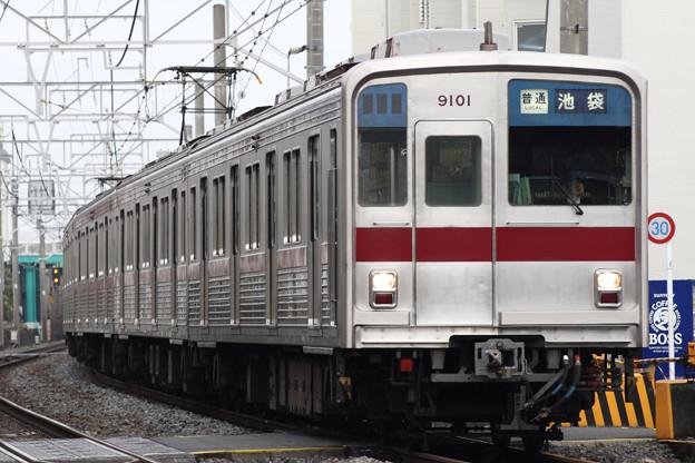 9101F 成増~下赤塚.