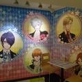 三つ子と右京さん、光さん