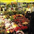 写真: 南プロバンスの花市場~♪