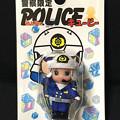 警察限定POLICEキューピー敬礼ver.