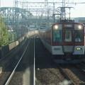 近鉄京都線の車窓0006