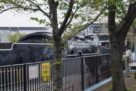 梅小路蒸気機関車館の写真0025