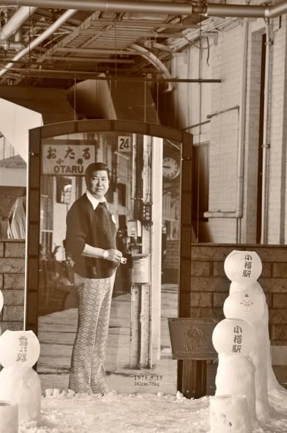 Photos: 小樽といえばこの方。。。