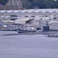 Photos: 米海軍 原子力潜水艦ハワイ・・横須賀基地出航・・20140824
