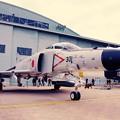 写真: 小牧基地航空祭。。岐阜基地のスペシャル塗装機F-4ファントム。。? 3月15日