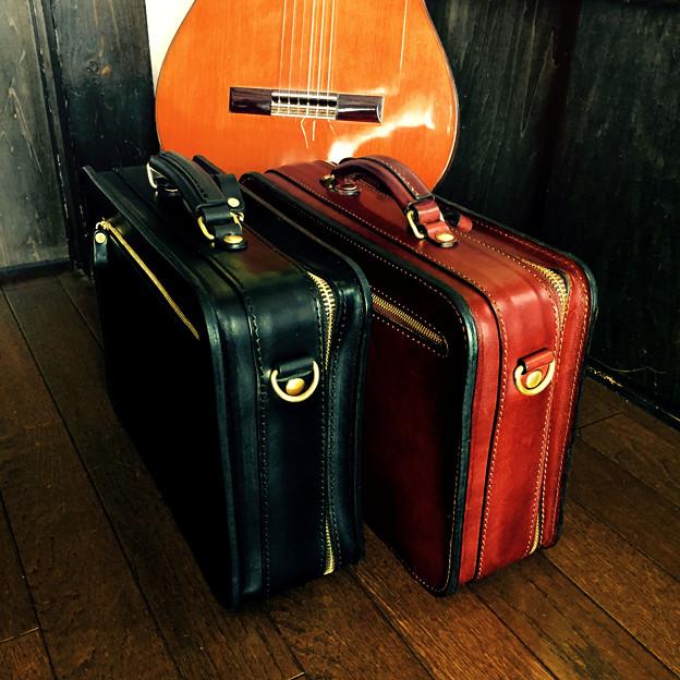 2つ目の鞄