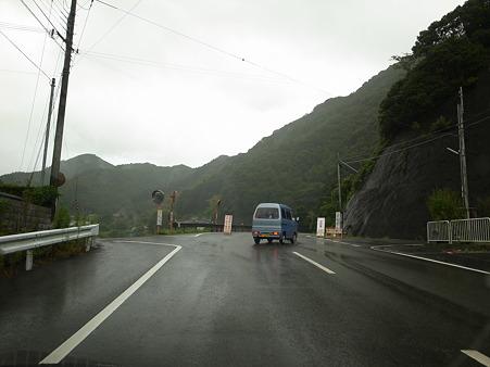 R424:島ノ瀬ダム迂回路・1