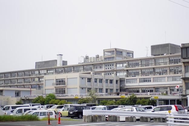 市民病院が旧になる日。 - 写真...
