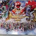 写真: スーパー戦隊199ヒーロー大決戦 通常版パンフレット