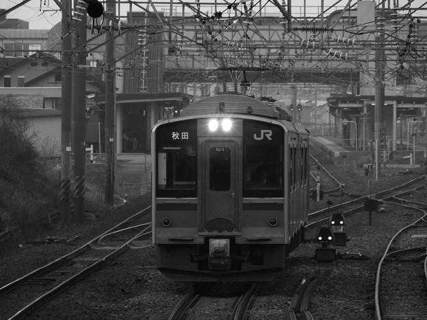 701系N24編成 秋田行き