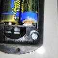 Photos: 乾電池の液漏れ(その2)