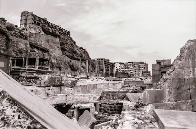 廃虚の聖地