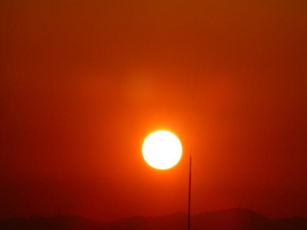 Photos: 夕日と夕焼け