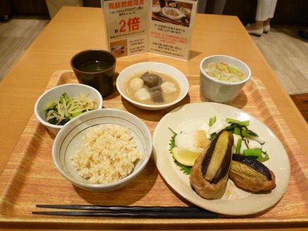週替わり定食@丸の内タニタ食堂