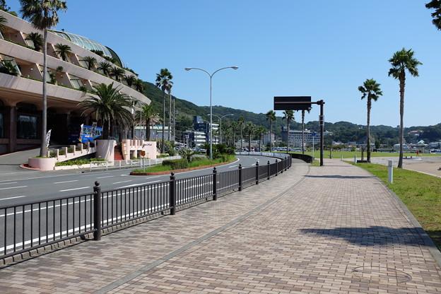 下田市の道路