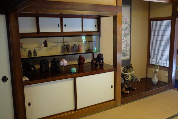 旧澤村邸の和室