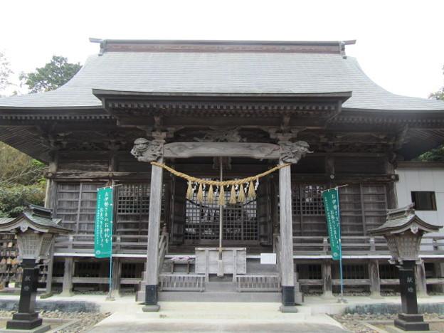 23.6.5羽黒山鳥屋神社