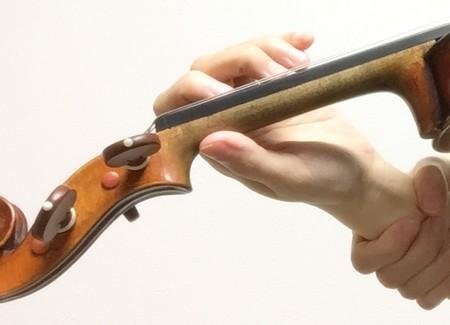 中野・江古田 バイオリン 個人レッスン ヴィオラ 吉瀬弥恵子 ワイズ音楽教室 手首のヴィブラート