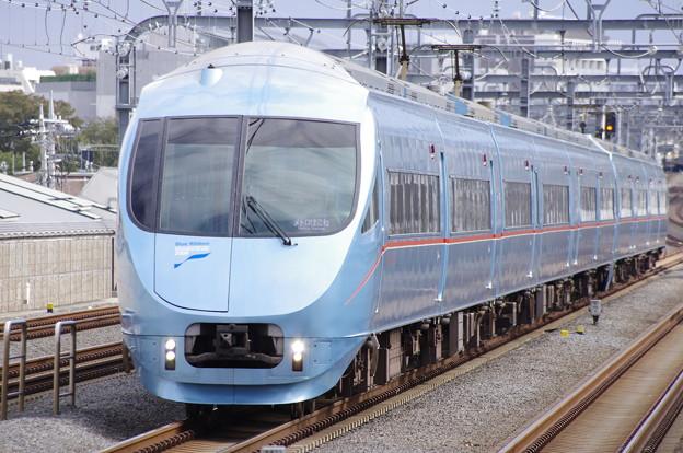 小田急ロマンスカー 60000形 MSE メトロはこね