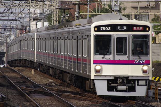 京王線 7000系 準特急