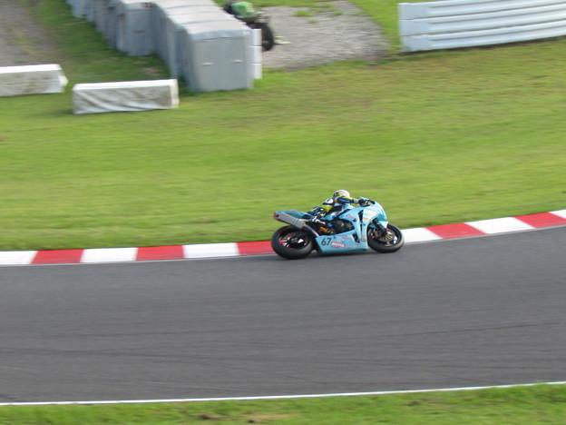 写真: 2014 鈴鹿8耐 Honda DREAM 和歌山 西中綱 岸田尊陽 新庄雅浩 CBR1000RR 49