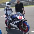 Photos: 2014 #47 渡邉大樹 NSF250R NAVY AUTO 96