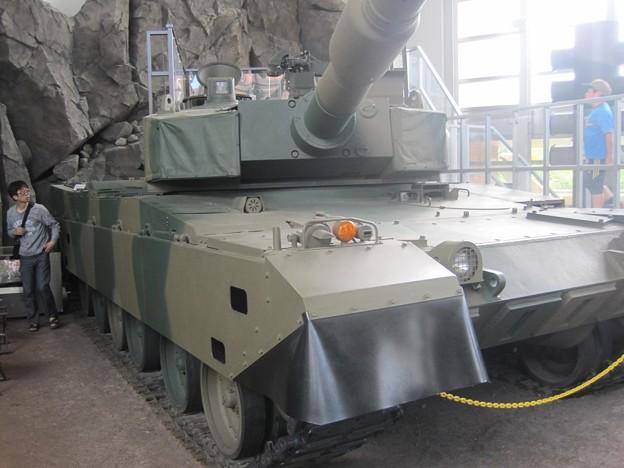90式戦車 IMG_1554