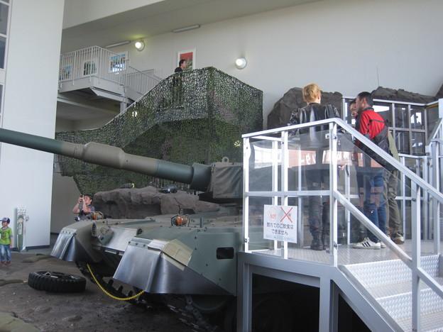 90式戦車 IMG_1567