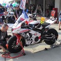 2014 鈴鹿8耐 TEAM MOTORS EVENTS APRIL MOTO Gregory FASTRE Michael SAVARY Jimmy STORRAR 6