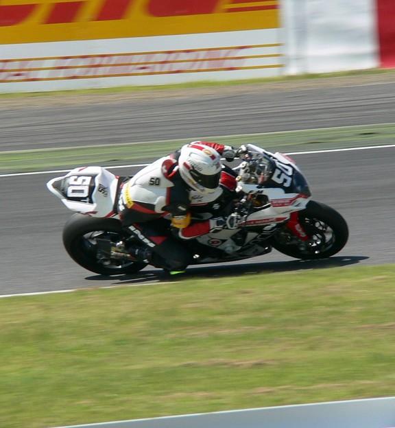 写真: 2014 鈴鹿8耐 TEAM MOTORS EVENTS APRIL MOTO Gregory FASTRE Michael SAVARY Jimmy STORRAR 22