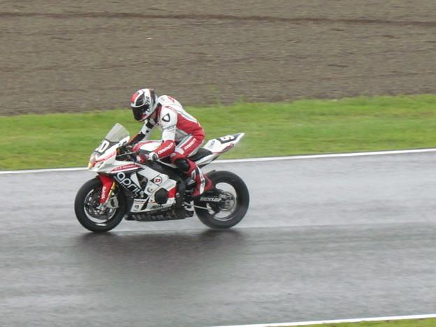 写真: 2014 鈴鹿8耐 TEAM MOTORS EVENTS APRIL MOTO Gregory FASTRE Michael SAVARY Jimmy STORRAR 51