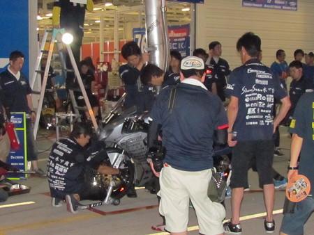 2014 鈴鹿8耐 Team Favorite Factory 福山京太 木佐森大介 佐合弘幸 40
