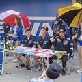 写真: 2014 鈴鹿8耐 Team Favorite Factory 福山京太 木佐森大介 佐合弘幸 33